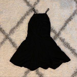 Skater skirt dress